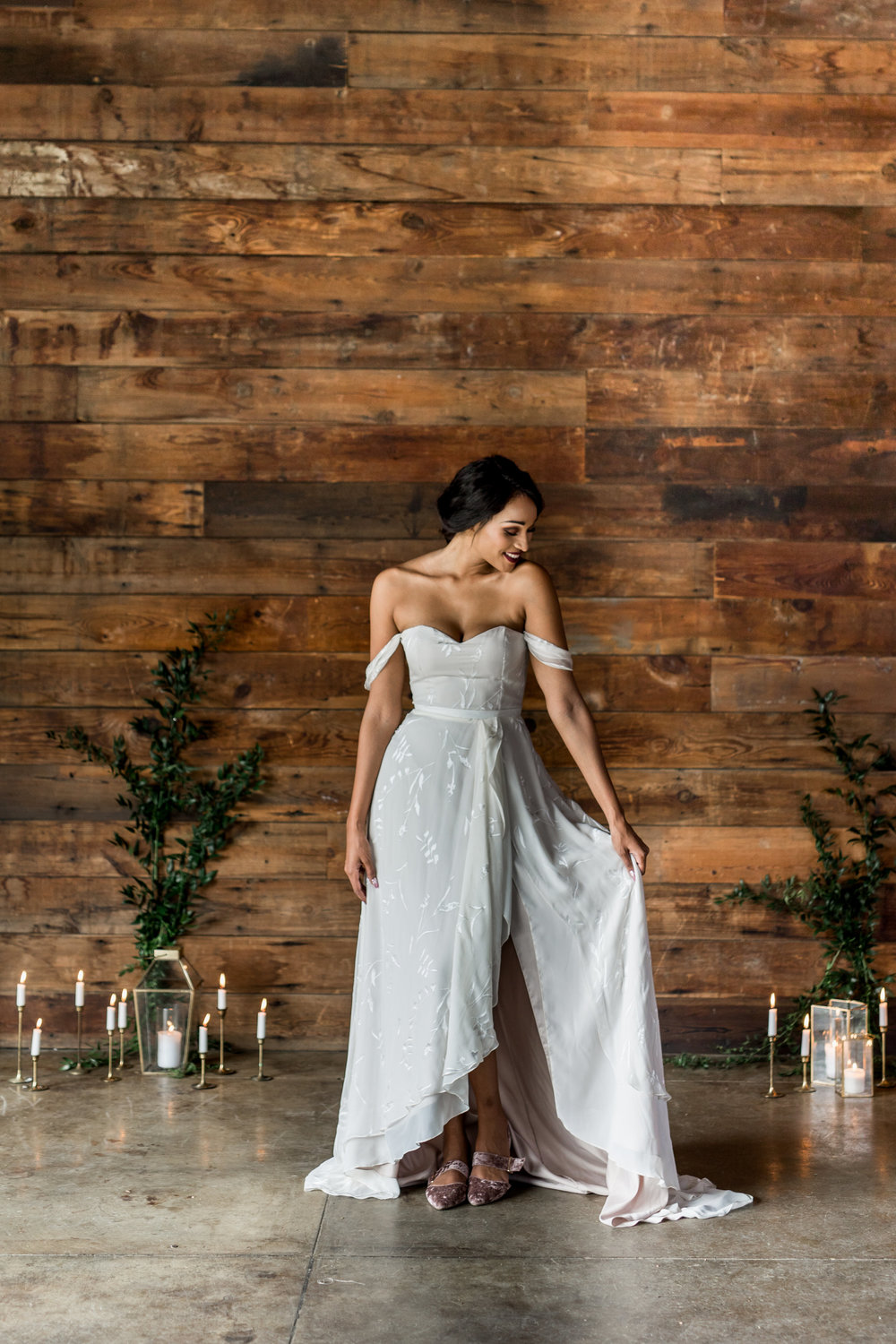 Shandee Gown — Moonlight and Moss | Hill Country Custom Wedding ...
