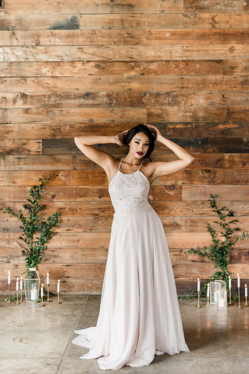 Sandy Gown — Moonlight and Moss | Hill Country Custom Wedding Gowns ...