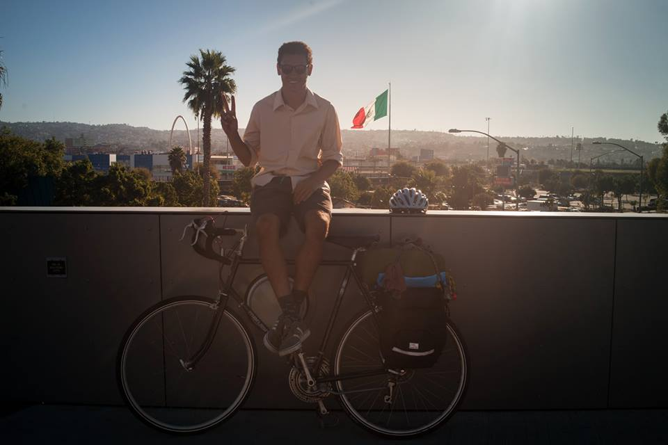 A cyclists dream - Biking from oregon to mexico - By Tyler Young