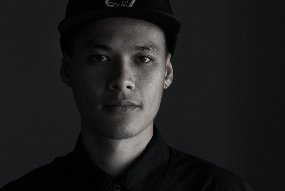 Tristan Fong - DJ, Creative director and co-founder of The Courteous Family