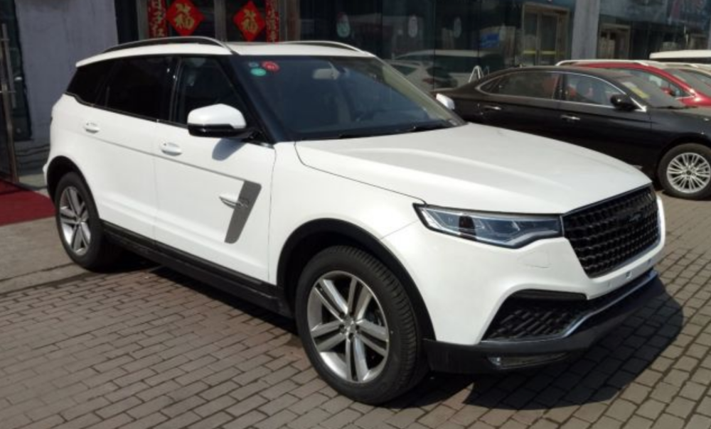 - The Zotye T700 SUV. Powered by a 2.0 liter turbo gasoline engine, starts at around $25,000. Sales are projected to reach 35,000 units in China in 2018.