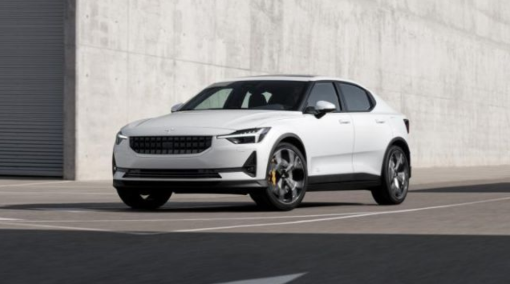 Photo: The Polestar 2 fastback comes with 275 miles of range and 400 horsepower.