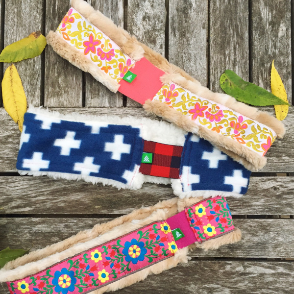 Northern Life Headbands - We don't know about you, but we're always looking for an extra layer to throw on to stay warm and cozy. But we want to look good, too, which is why we designed our stylish North Country Wraps that are perfect for gathering around the campfire or a night out on the town with friends.