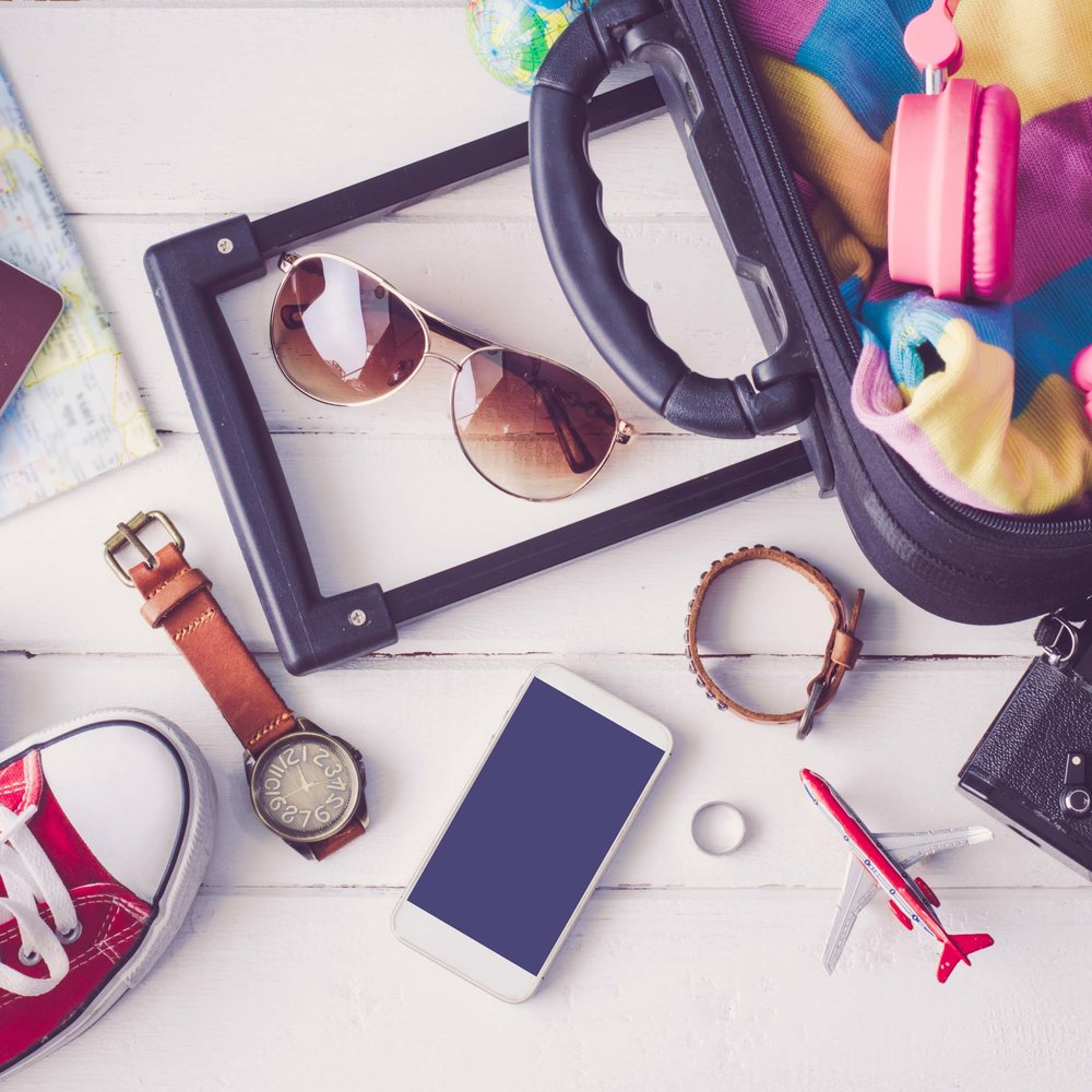 Travel Accessories for Families