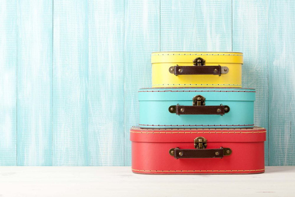 Baggage - Luggage - Suitcases