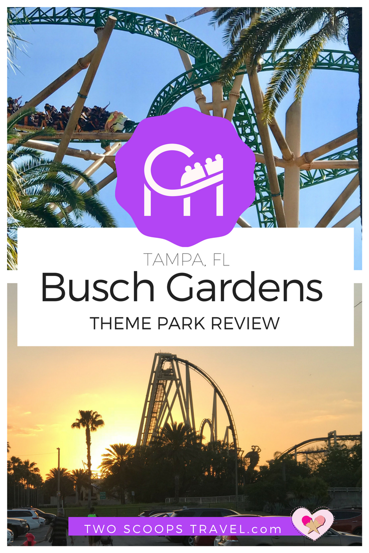 Busch Gardens Tampa Bay Review