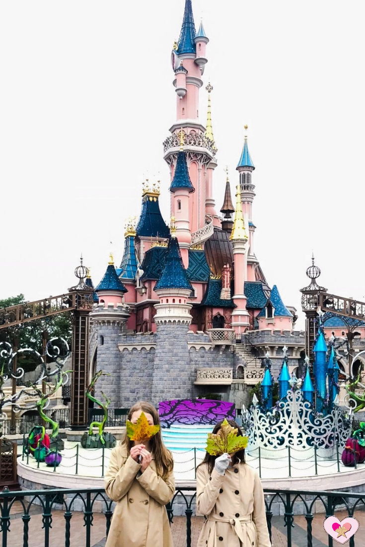 Disneyland Paris Sleeping Beauty Castle by Two Scoops Travel (c) 2018