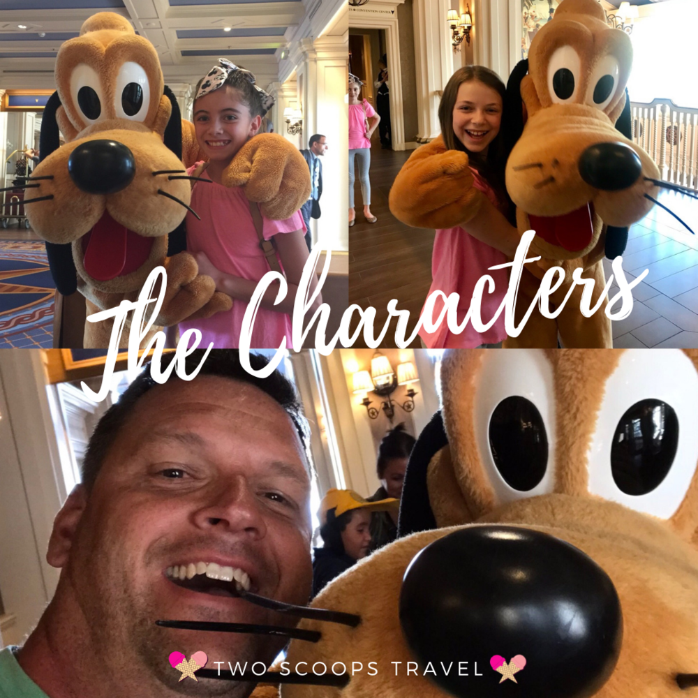 What to know about the Characters at Disneyland Paris (c) Two Scoops Travel 2018
