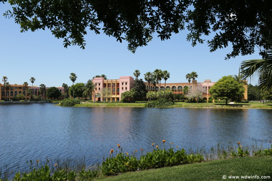 Disney's Coronado Springs Resort -