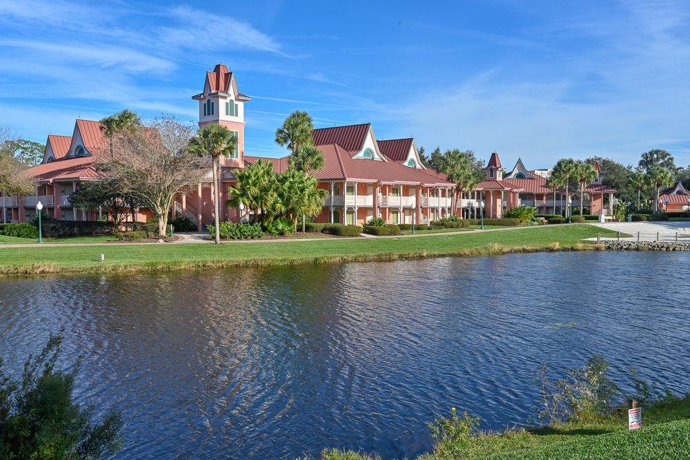 Disney's Caribbean Beach Resort -