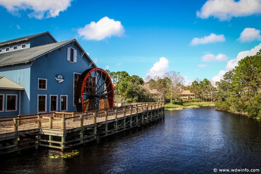 Disney's Port Orleans - Riverside -