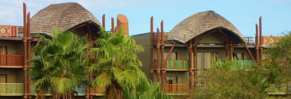 Disney's Animal Kingdom Lodge - Kidani Village -