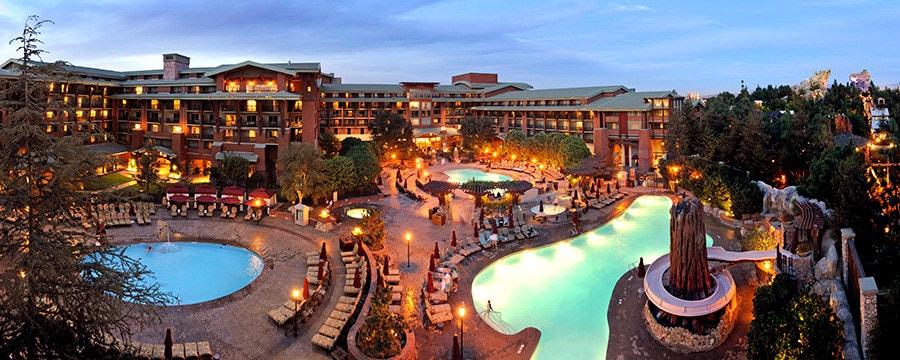 Disney's Grand Californian Hotel & Spa -