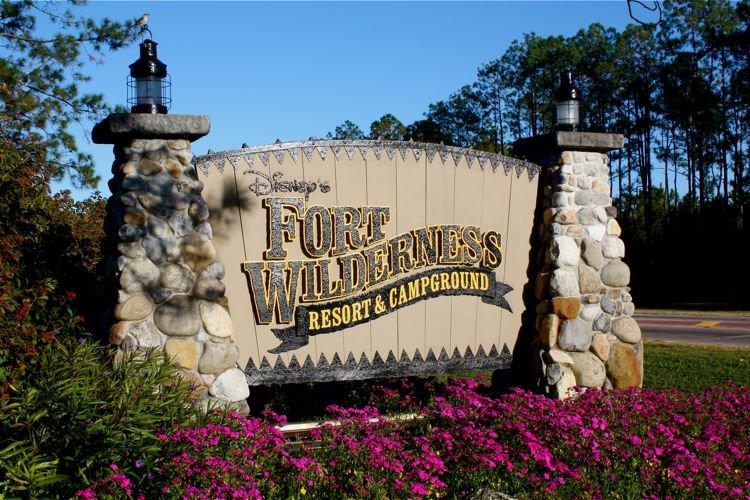 Disney's Ft. Wilderness Campground -