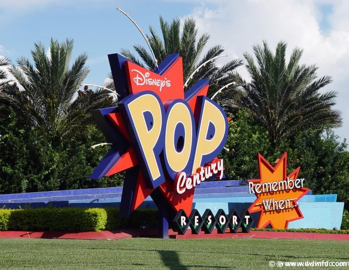 Disney's Pop Century Resort -