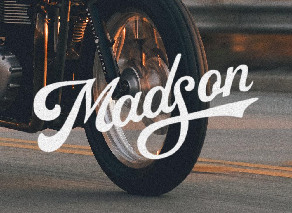 Madson Logo Design