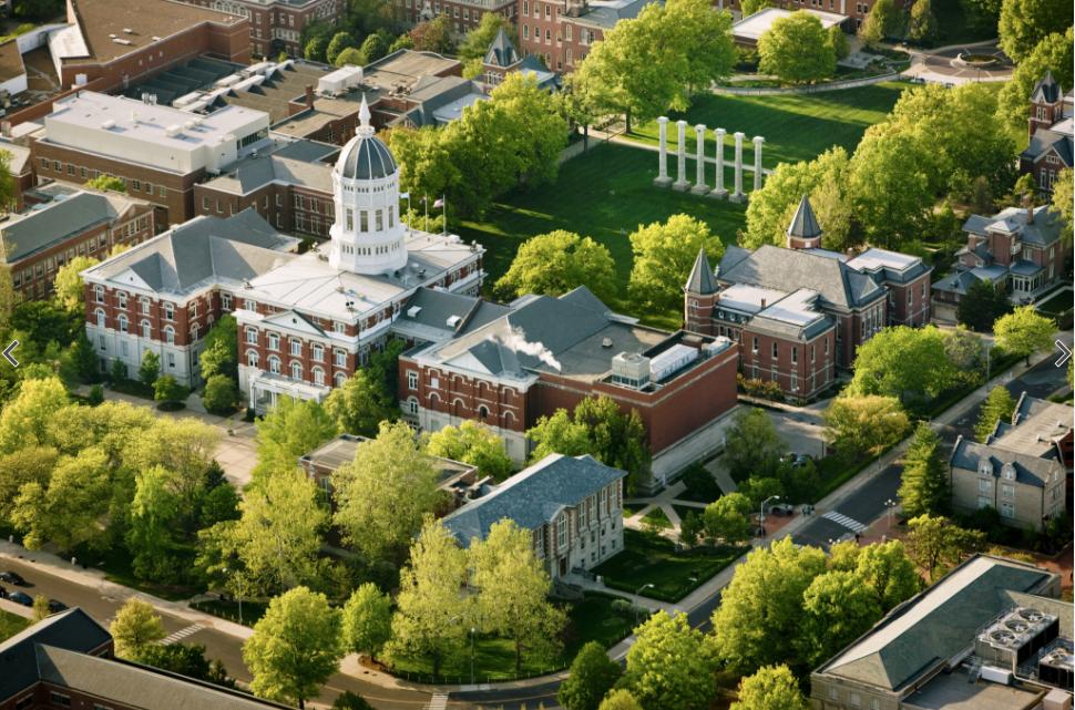 University of Missouri-Columbia -