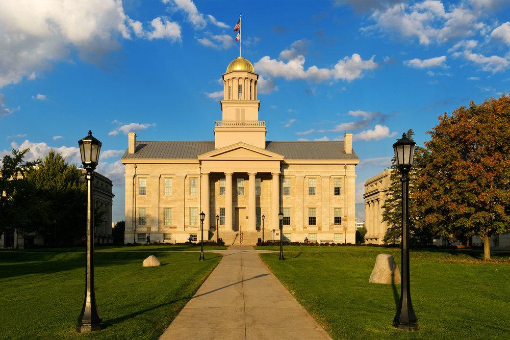 University of Iowa -