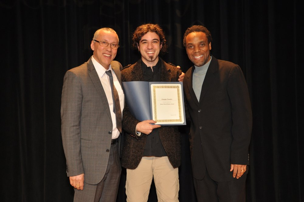 Berklee Percussion Dep. Award Ceremony