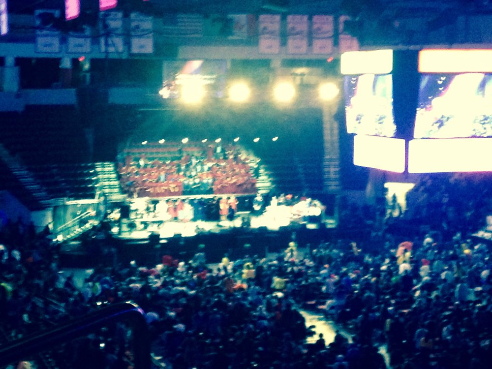 Festival of life / African gospel choir