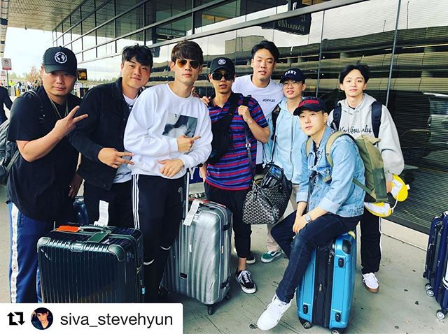 #Repost @siva_stevehyun with @get_repost ・・・ Farewell to a few of the artists & team heading back to Korea.  Everyone worked super hard in making this happen! Until next time 🙏🙏🙏 . . . #h1ghrmusic #sivagroupent #하이어뮤직 #seattletoseoul #sivagroupent #finale #h1ghrmusictour2018