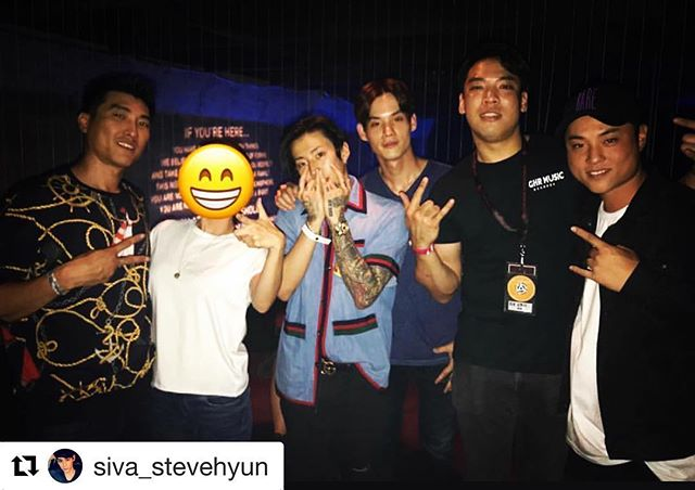 #Repost @siva_stevehyun with @get_repost ・・・ Thank you @jparkitrighthere, @chachamalone & @h1ghrmusic for everything on this tour.  Was a huge success and glad no one got hurt or injured.  Cheers to many more successful years on both sides.  Big thanks to investors @_king_leung_ @billionaireandy & sponsors @pplcalljoo. Appreciate everyone esepcially to all the @sivagroupent staff members than worked endless hours.  Thank you all 🙏🙏🙏 . . . #sivagroupent #h1ghrmusic #jaypark #하이어뮤직 #h1ghrmusictour2018 #finale