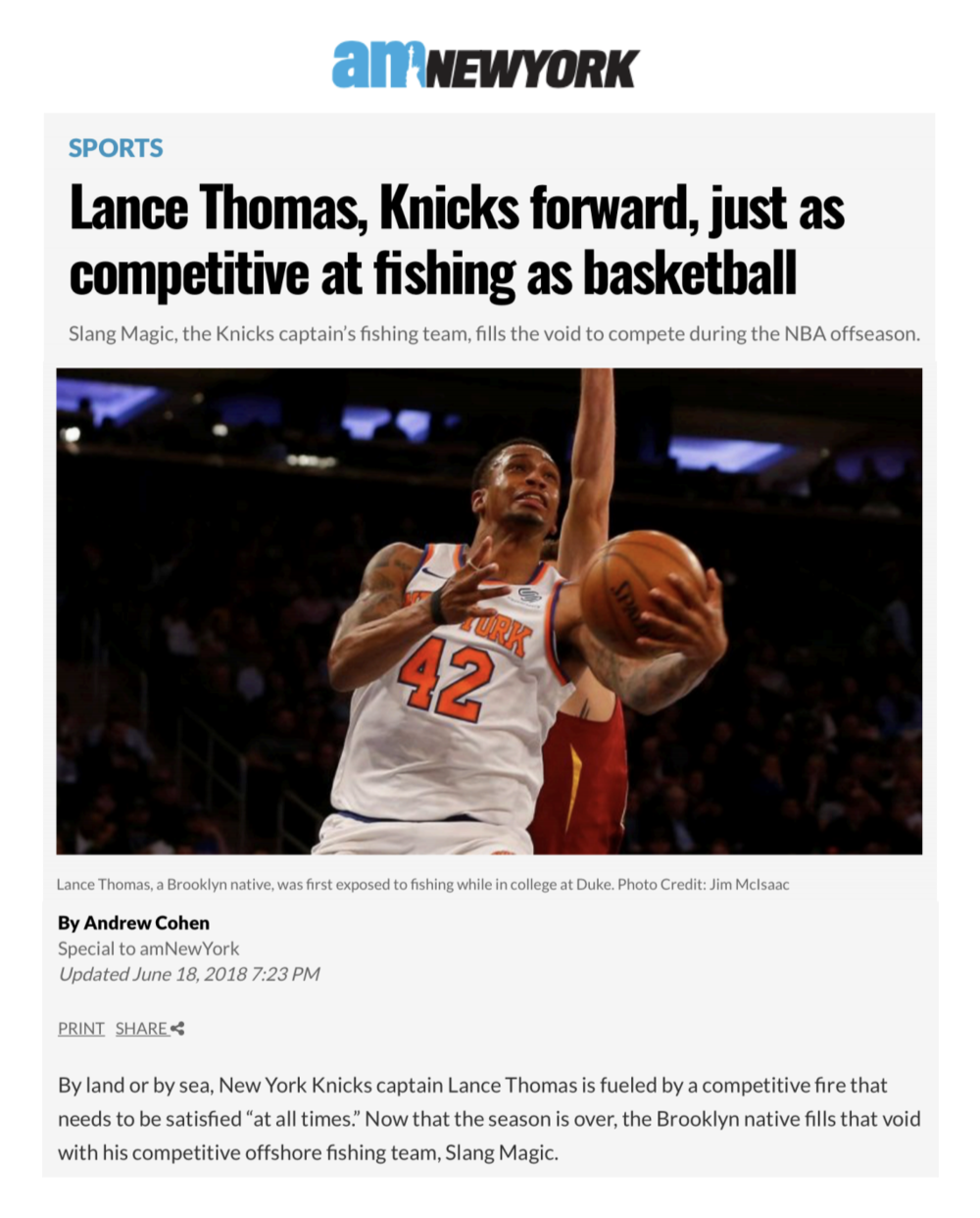 AM New York