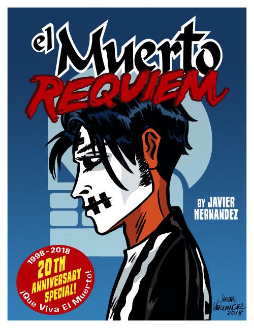 El Muerto REQUIEM by Javier Hernandez