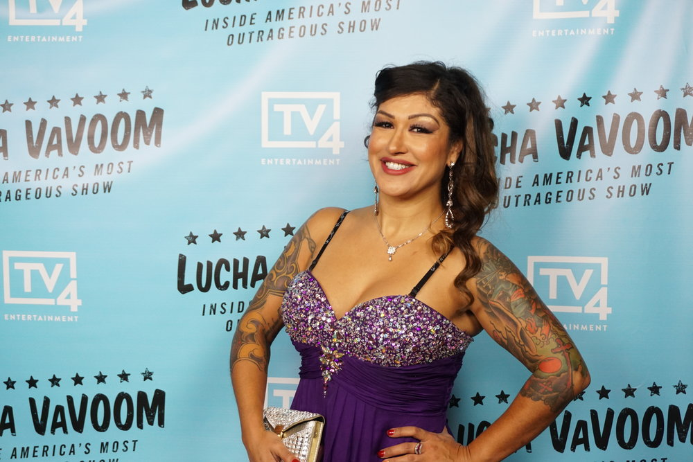 Actress Tania Estrada