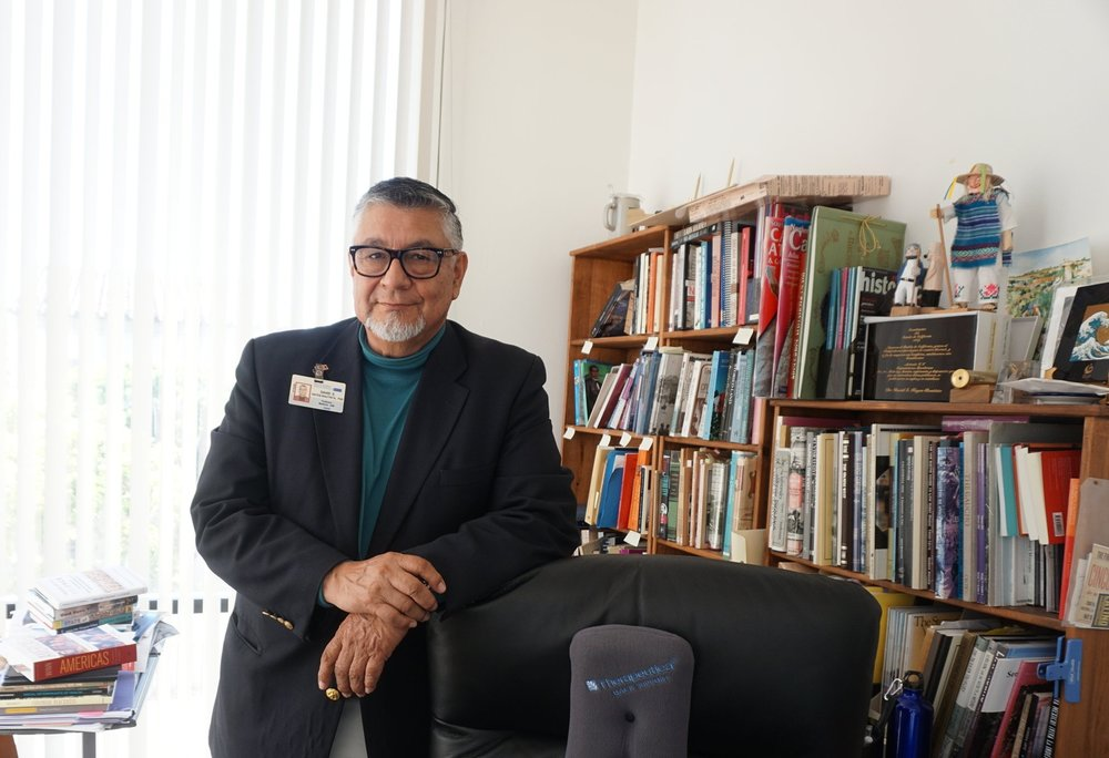 Dr. Hayes-Bautista