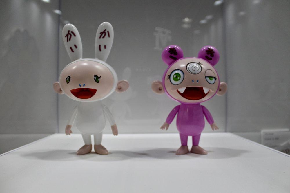 Kaikai & Kiki by Takashi Murakami