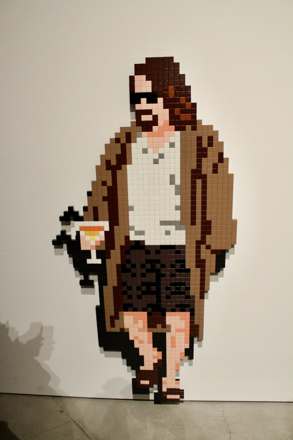 Invader's The Dude