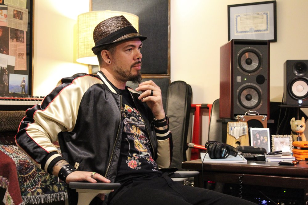 Salvador Santana by Roger Martinez