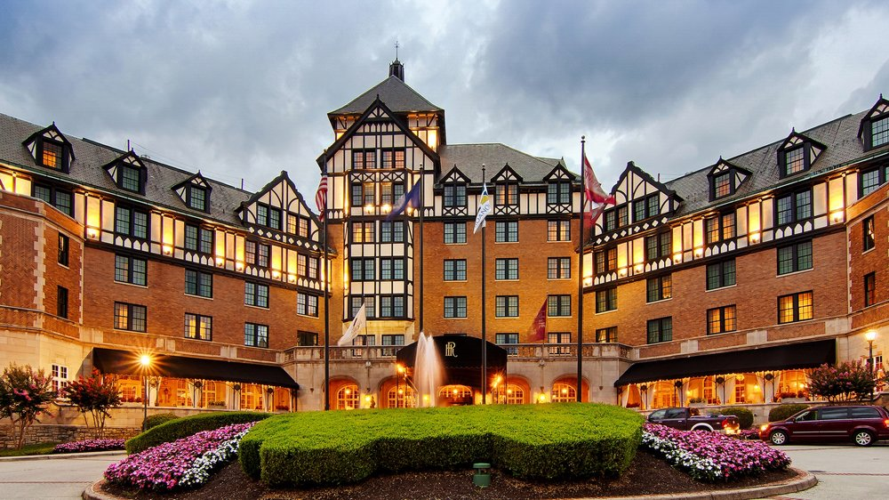 Weddings at The Hotel Roanoke