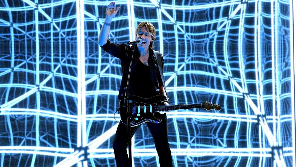 59TH GRAMMYS - KEITH URBAN