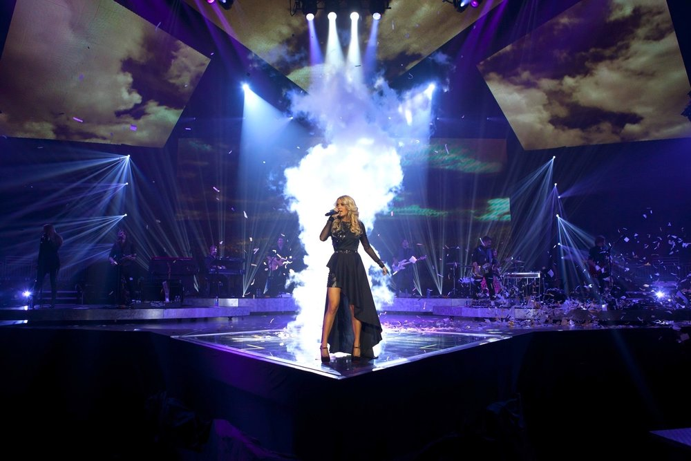 CARRIE UNDERWOOD - BLOWN AWAY TOUR