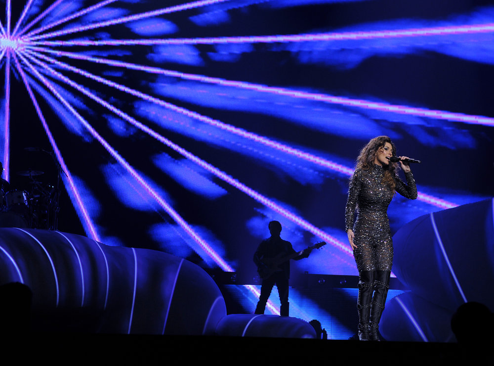 SHANIA TWAIN - STILL THE ONE VEGAS RESIDENCY