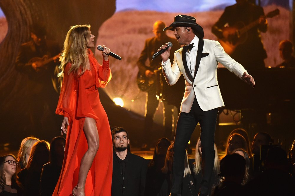 CMAS - FAITH HILL / TIM MCGRAW