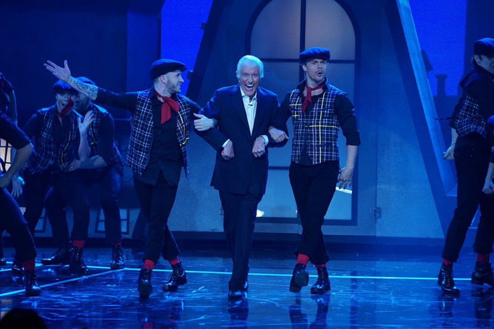 DISNEYLAND 60 - STEP IN TIME PERFORMANCE WITH DICK VAN DYKE