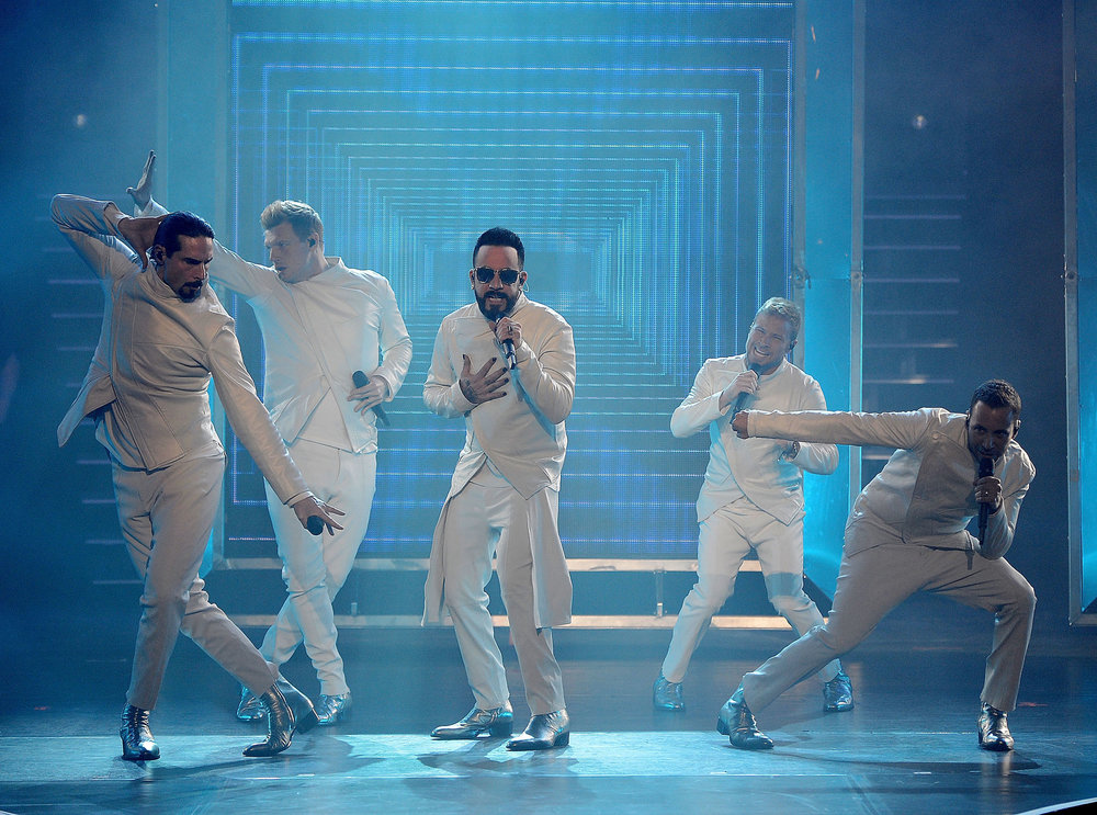 BACKSTREET BOYS - LARGER THAN LIFE VEGAS RESIDENCY