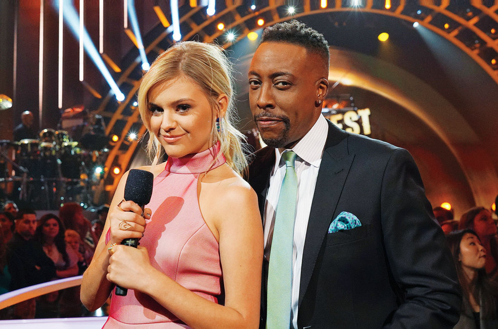 KELSEA BALLERINI - GREATEST HITS WITH ARSENIO HALL
