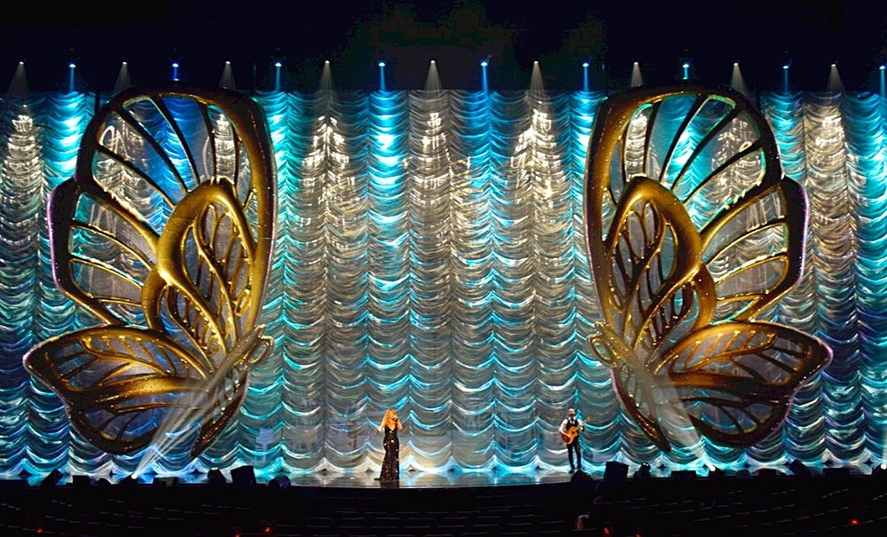 MARIAH CAREY - #1 TO INFINITY AT CAESARS PALACE