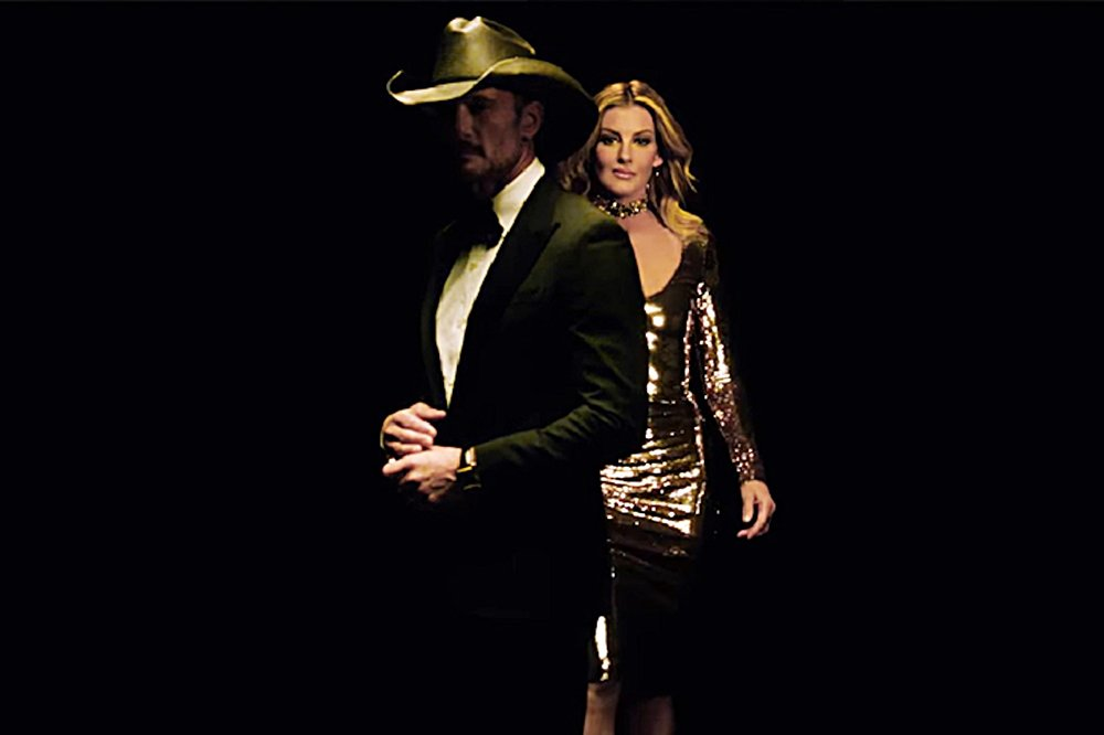 TIM MCGRAW & FAITH HILL - SPOTIFY COMMERCIAL