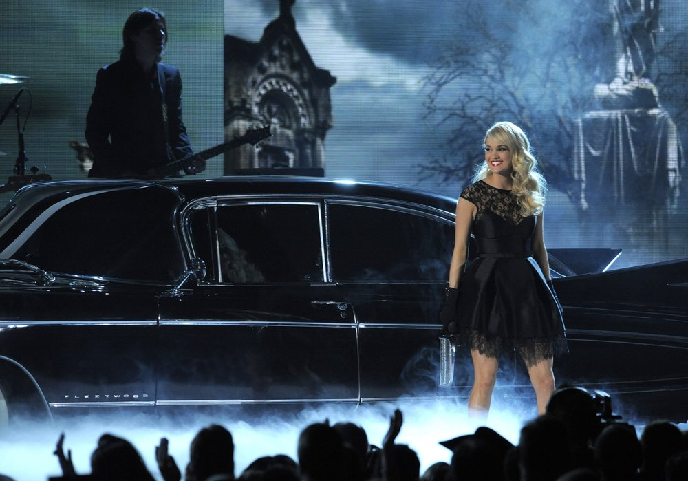 CARRIE UNDERWOOD - ACMS