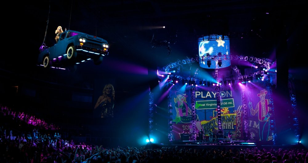 CARRIE UNDERWOOD - PLAY ON  TOUR