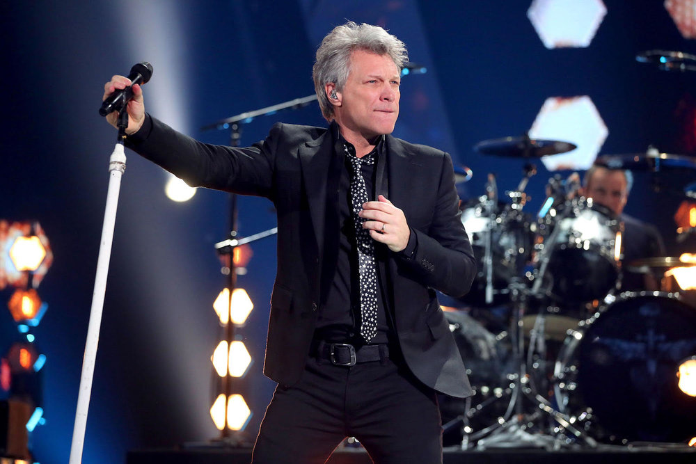 iHeart Radio Music Awards - Bon Jovi
