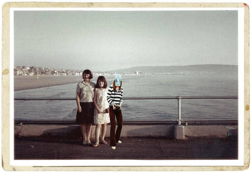 Saudade: Kodak Snaps - Beach