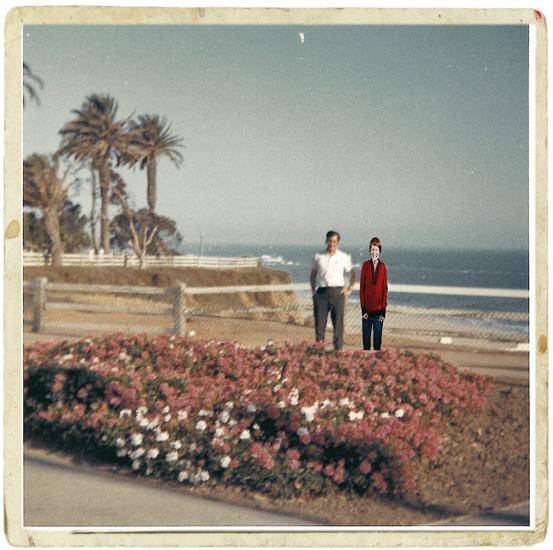 Saudade: Kodak Snaps - Santa Monica Beach