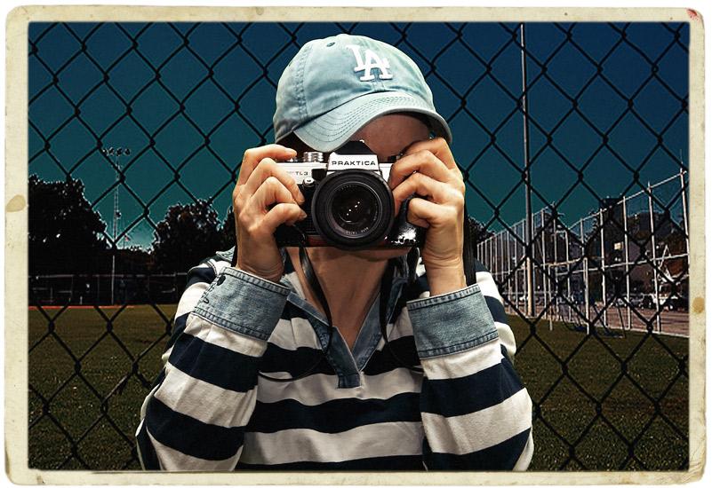 Saudade: American - Camera