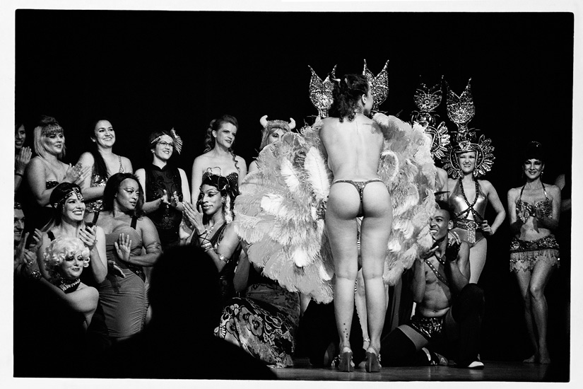 Hollywood Burlesque Festival, 2015